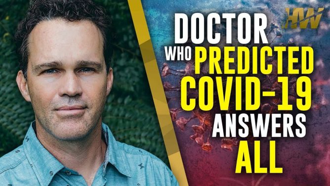 Questioning COVID - DOCTOR WHO PREDICTED COVID-19 ANSWERS ALL