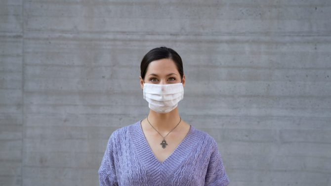 Questioning COVID - Facemask Exemptions: Facemask Science