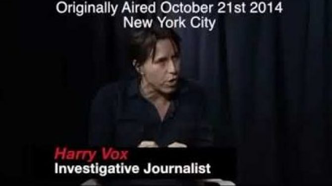 Questioning COVID - Investigative Journalist Harry Vox
