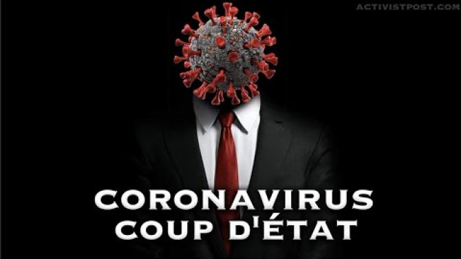 Questioning Covid - The Global Elite & The Coronavirus Coup D'état