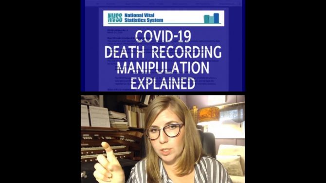Questioning COVID - COVID-19 Death Recording Manipulation Explained