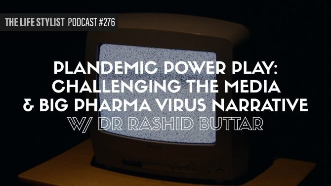 Questioning COVID - Plandemic Power Play: Challenging the Media & Big Pharma Narrative