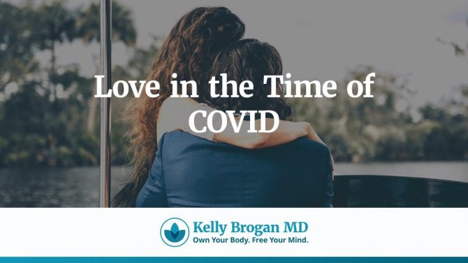 Questioning Covid - Love in the Time of COVID