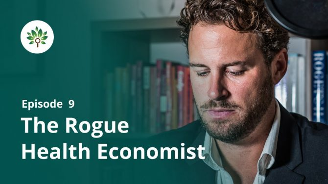 Questioning COVID - The Rogue Health Economist Episode 9: The Future of Healthcare with Dr. Zach Bush